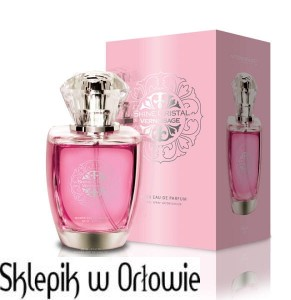 Vittorio Bellucci Exclusive Perfume Vernissage Shine Crystal 100ml Verona