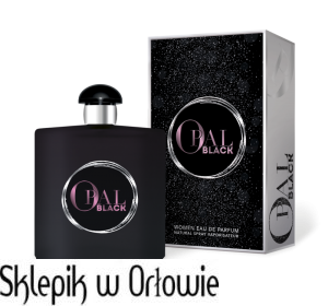 Vittorio Bellucci Exclusive Perfume Opal Black 100 ml Verona