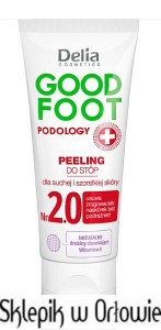 Delia Peeling do stóp GOOD FOOT PODOLOGY