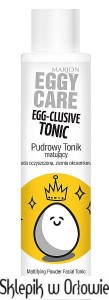 EGG-CLUSIVE TONIC Pudrowy tonik matujący MARION