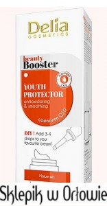 DELIA BEAUTY BOOSTER z Koenzymem Q10 - YOUTH PROTECTOR 2 x 5ml