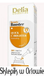 DELIA BEAUTY BOOSTER z witaminą C - Quick C-Brighter 2 x 5ml
