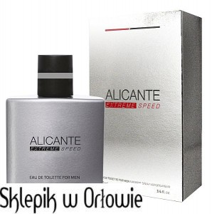 Vittorio Bellucci Exclusive Perfume Alicante Speed 100ml Verona