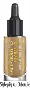 DELIA Rozświetlacz Shape Defined FACE & BODY GLOW Highlighter