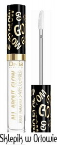 DELIA Rozświetlacz Shape Defined ALL ABOUT GLOW Liquid Highlighter