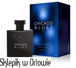 Vittorio Bellucci Exclusive Perfume Chicago Blues 100 ml Verona